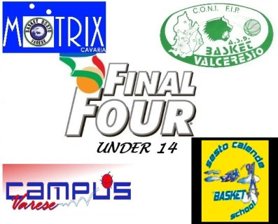 Final Four Provinciali Under 14 – Lonate Pozzolo 2013