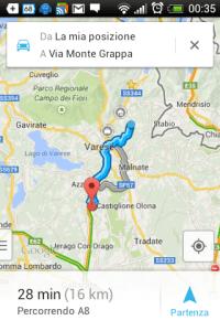 Navigatore(Gmaps)