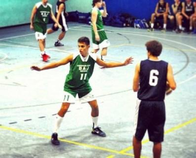1° GIORNATA : OR.MA MALNATE – U19 BAJ 73-55