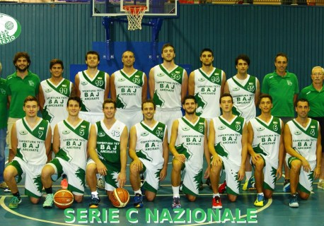 Roster – Prima squadra 2014-15
