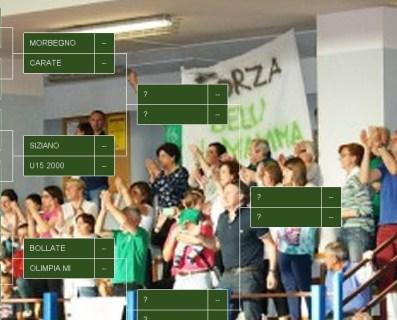Finali Regionali U15-2000 Stagione 2014-15