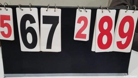 5° GIORNATA GOLD1 : U18 VS CORBETTA = 89-67