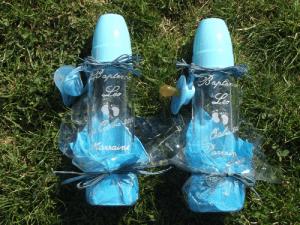 biberon dodie en verre gravure baptème personnalisable