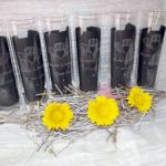 vases gravure claddagh pour mariage