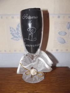 flûte gravure communion