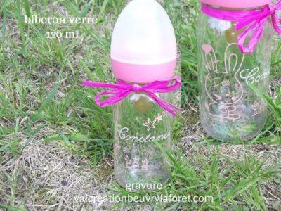 biberon-bib-bébé-gravure-verre-prénom-personnalisable