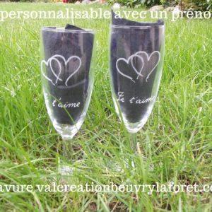 flute-a-champagne-gravure-je-t-aime-amour-coeur-saint-valentin-fete-mères-fete-grand-mères