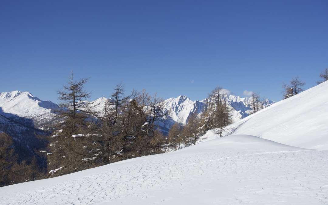 Etincelles au Mont Saron
