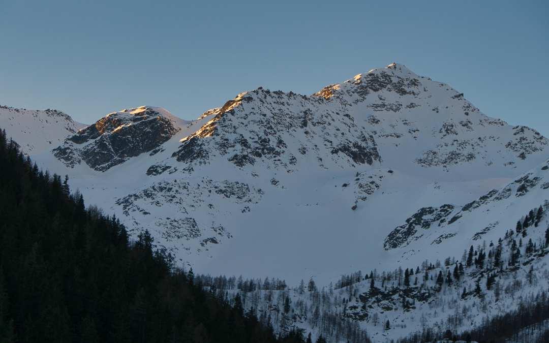 Mont Colmet 3014m (face Nord)