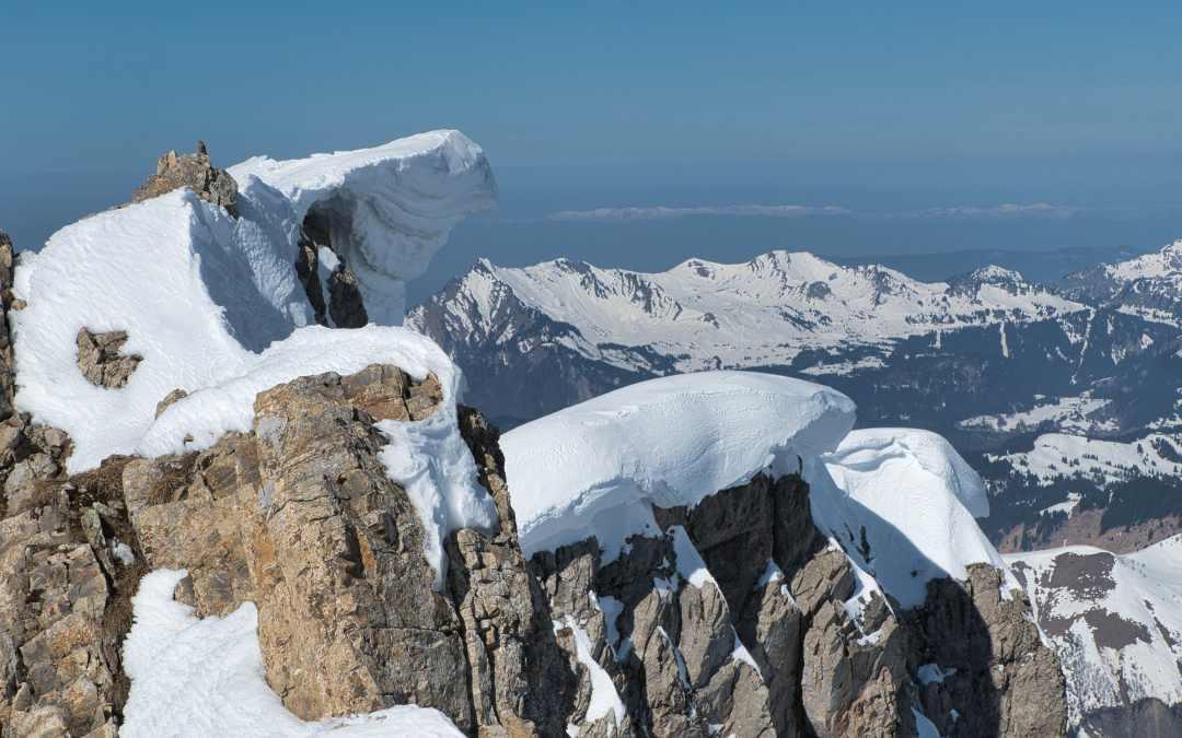 Pointe Rousse du Criou 2577m