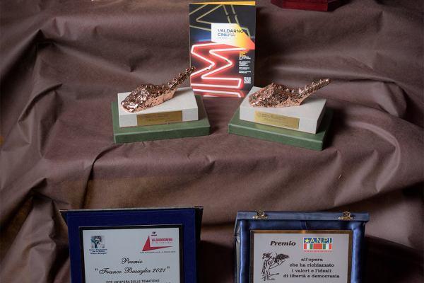 Tutti i premiati della 39° edizione del ValdarnoCinema Film festival