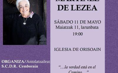 Encuentro con Toti Martinez de Lezea