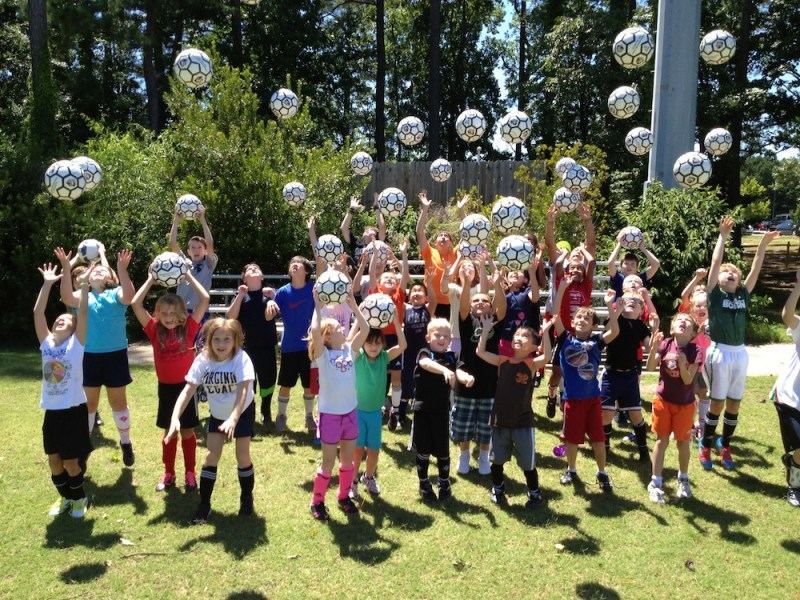 Summer Camps 2018   Virginia Legacy Soccer Club Recreational Camps