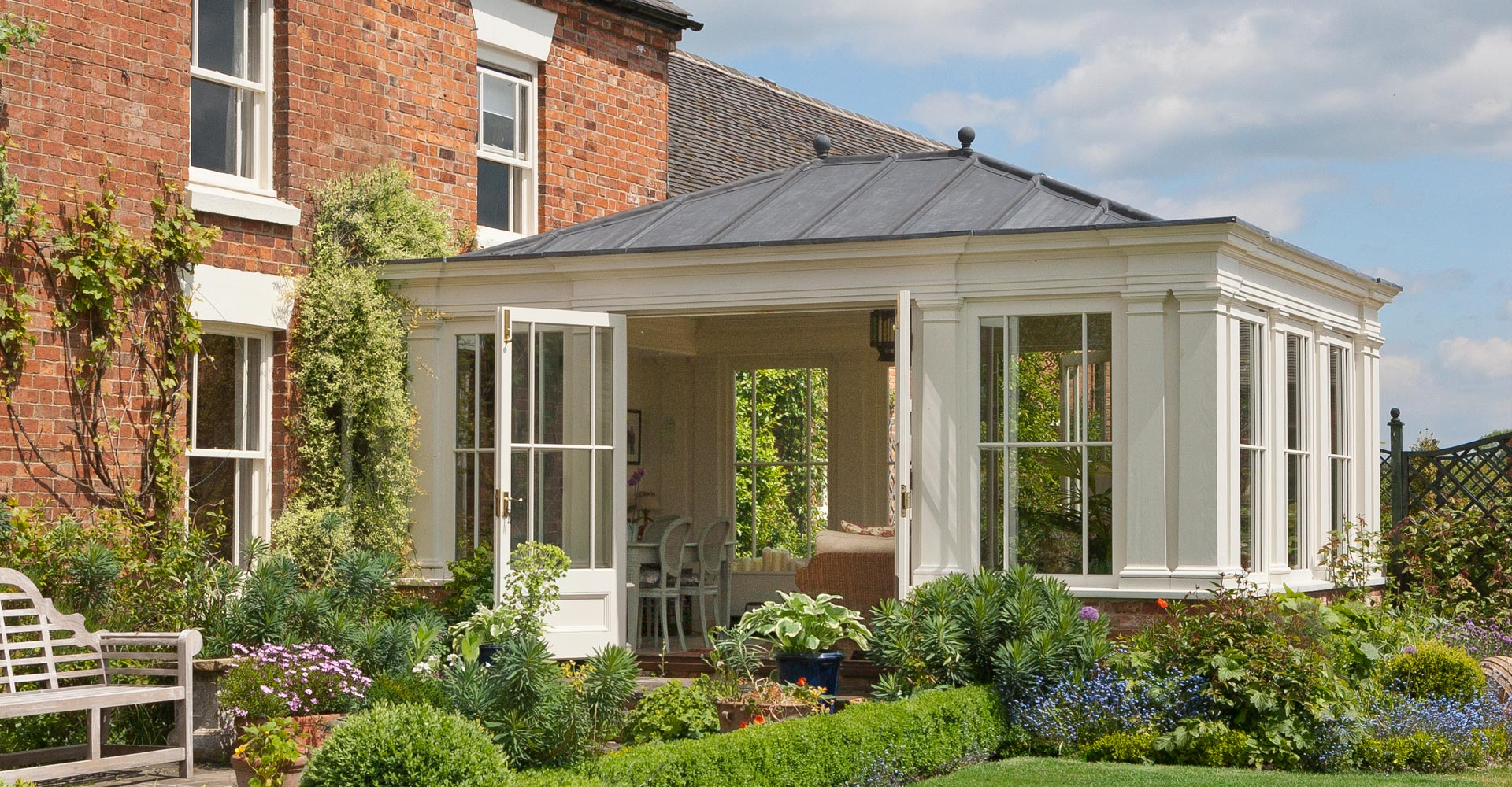 Design Your Own Garden Room