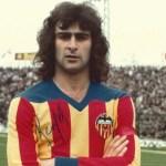 Los mejores jugadores de la historia del Valencia C.F.