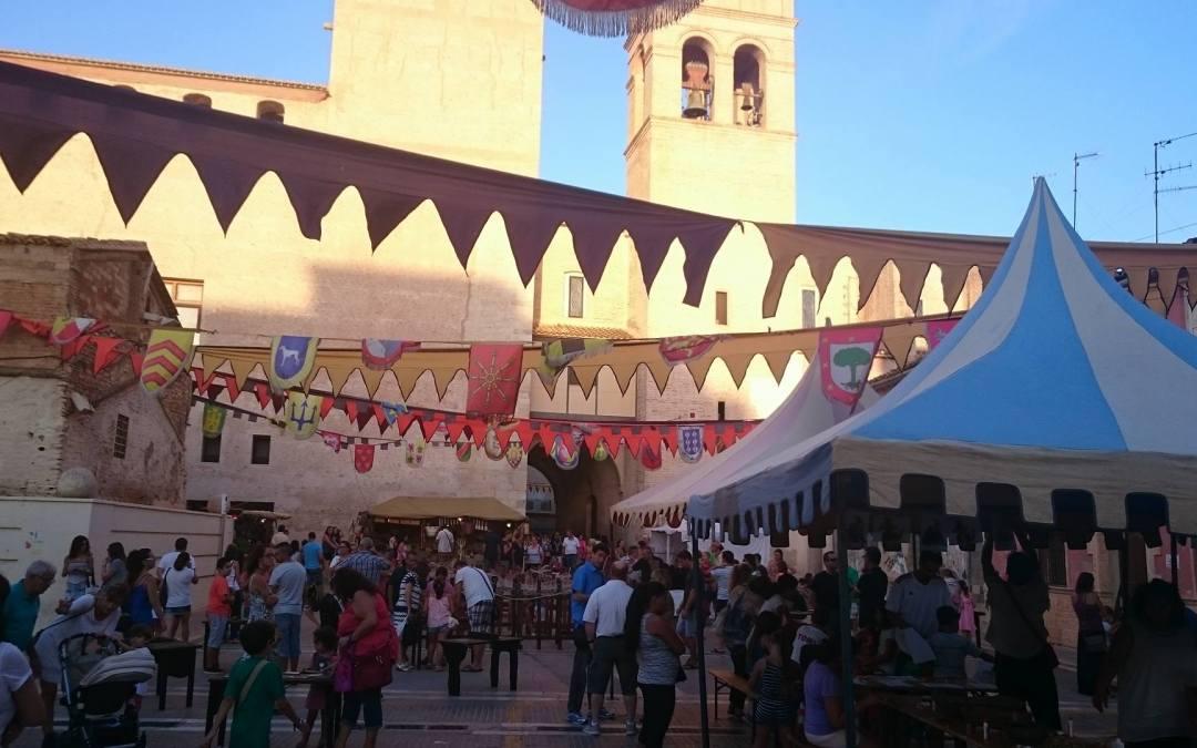 Mercados medievales, de artesanía y de verano en la Comunidad Valenciana en agosto de 2018