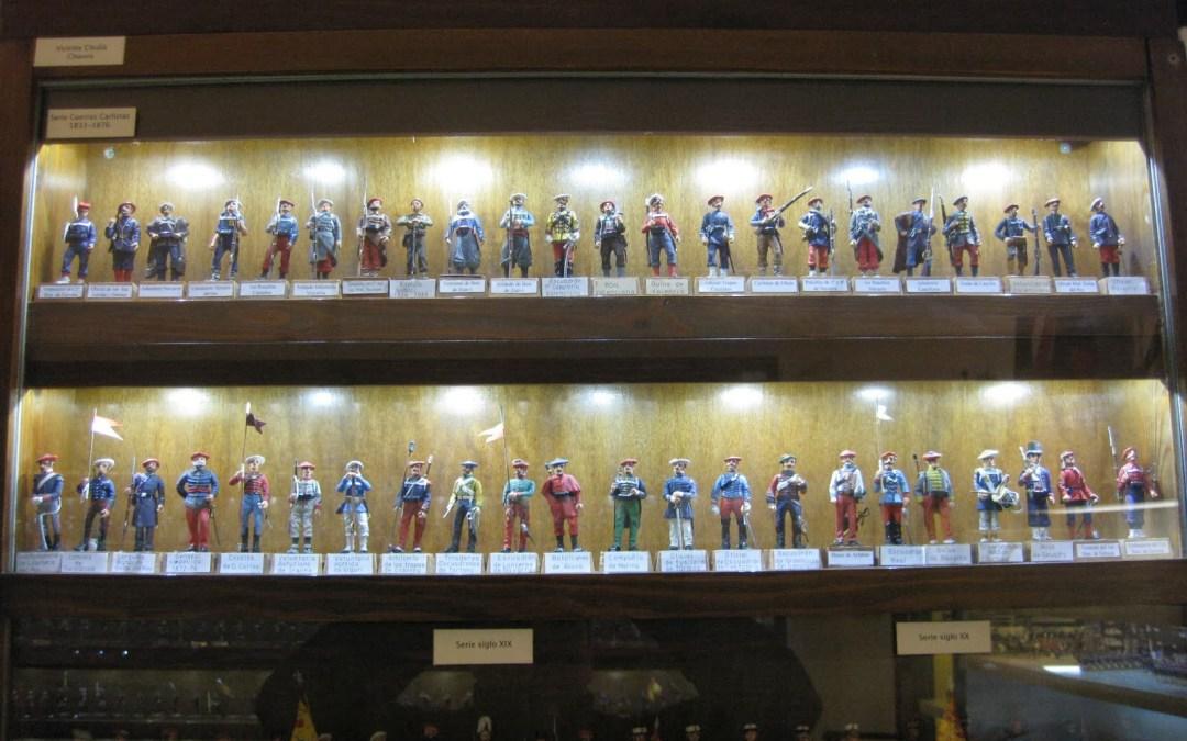 El museo más grande del mundo de soldaditos de plomo está en Valencia
