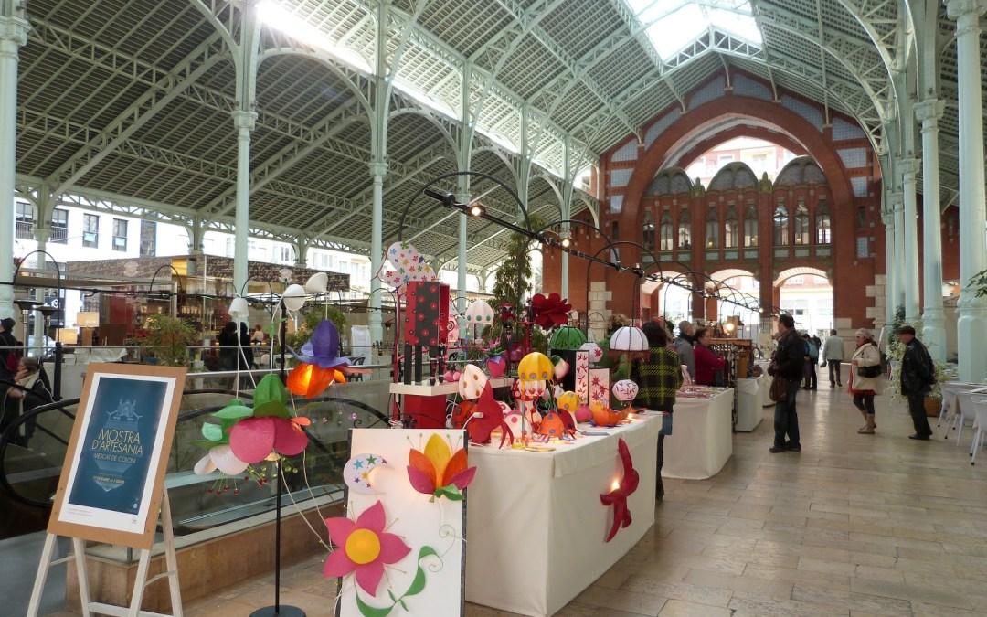 Regresa la Muestra de Artesanía al Mercado de Colón