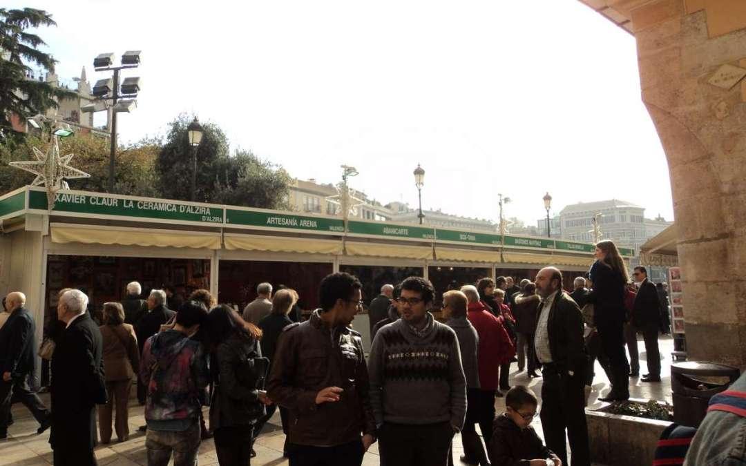 XIV Feria de Artesanía de Navidad de Valencia: Del 27 de noviembre al 6 de enero
