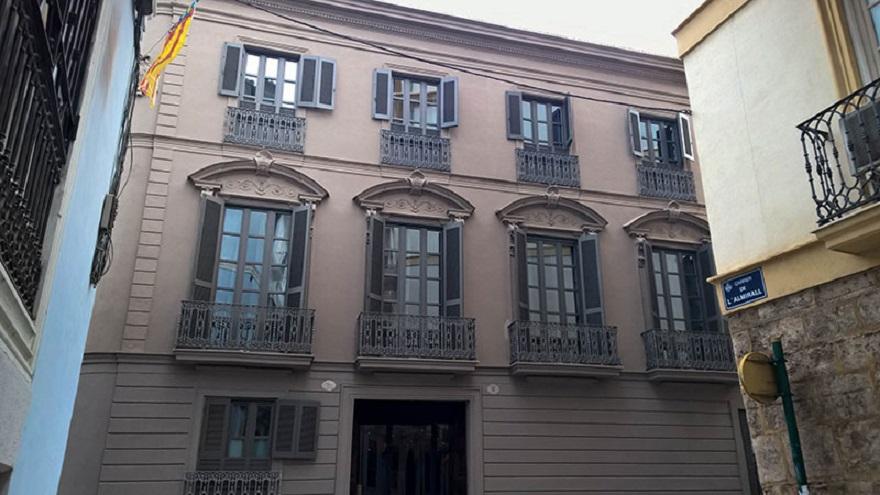 Un edificio guarda en su interior más de 2000 años de la historia de Valencia