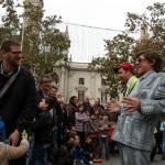 El domingo 27 la Plaza del Ayuntamiento será Circo de Calle, teatro y swing