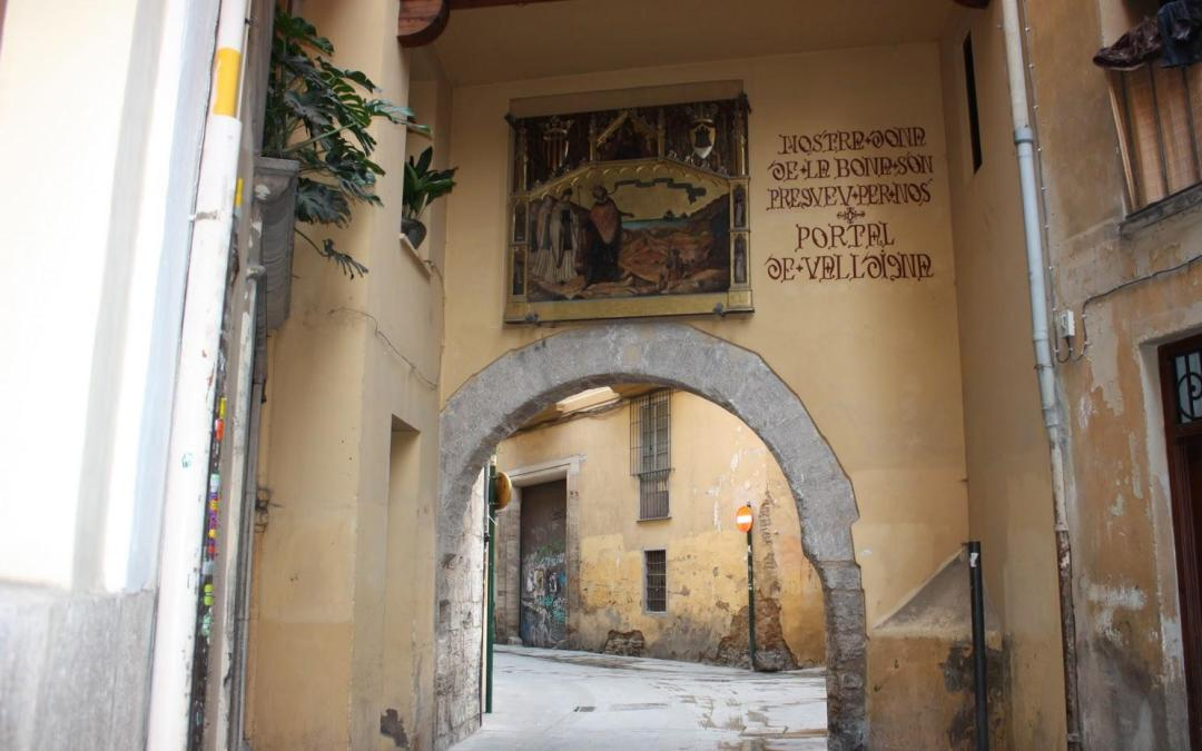Rutas por la Valencia romana y musulmana, la Valencia del Siglo de Oro y por el Carmen