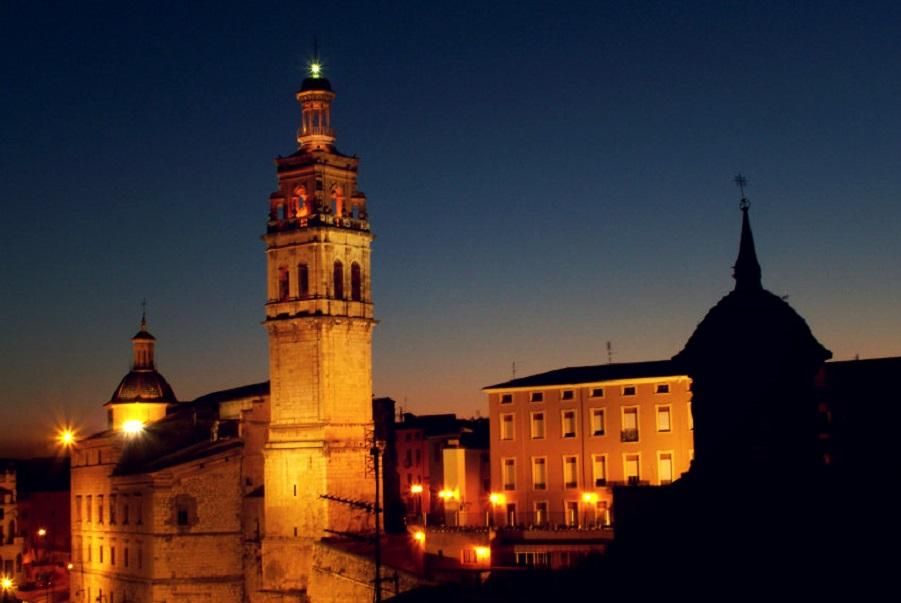El campanario de Ontinyent el más alto, y con más campanas, de la Comunitat Valenciana