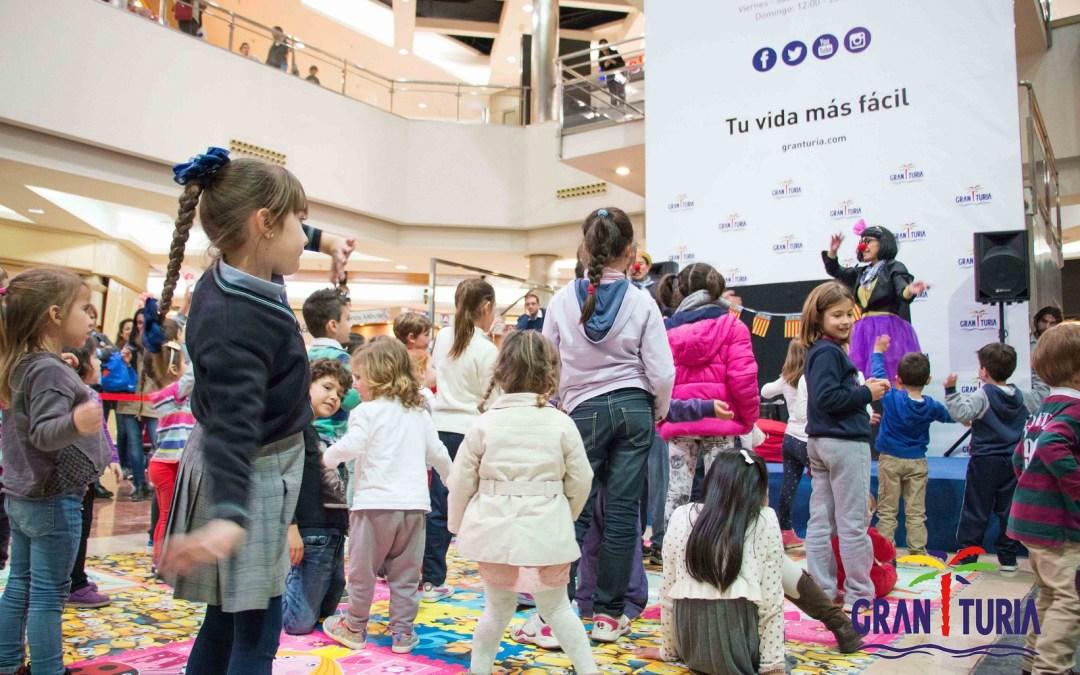 Gran Turia ocupa los sábados de julio con actividades GRATUITAS para los más pequeños