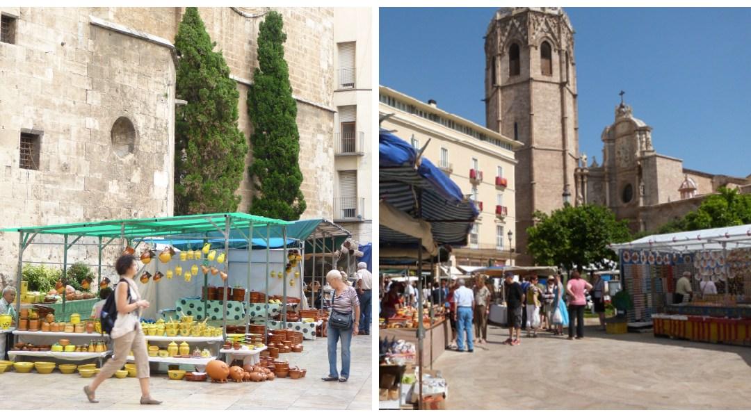 Regresa el tradicional mercado de mayo de La Escuraeta