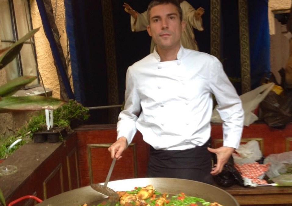 Valencianos por el mundo: Carlos Del Toro, chef de Gastroiberica en México