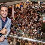 """Bustamante firmará su nuevo disco """"Amor de los dos"""" el 14 de junio en Gran Turia"""