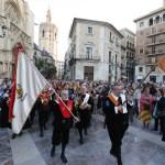 La tradicional Ronda de las Tunas en homenaje a la Virgen de los Desamparados es mañana