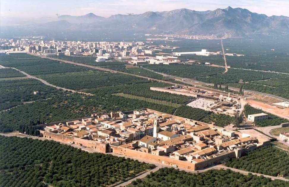 Mascarell: la única población totalmente amurallada de la Comunidad Valenciana