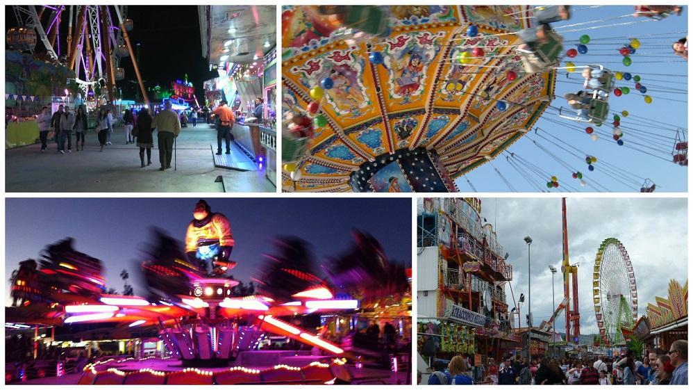 La Feria de Atracciones de Navidad de Valencia regresa otro año más en la Navidad 2016