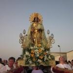 La imagen peregrina de la Mare de Déu visita en febrero la Fuensanta y la parroquia de San Agustín