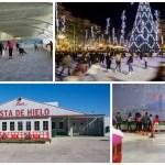 Pistas de hielo en Valencia Navidades 2016