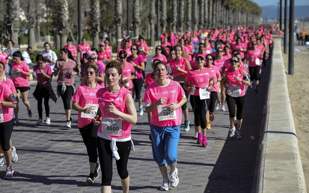 Valencia dirá NO a la violencia de género el 13 de noviembre con actividades deportivas