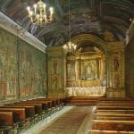 La joya oculta del Real Colegio Seminario del Corpus Christi: la Capilla de los Tapices