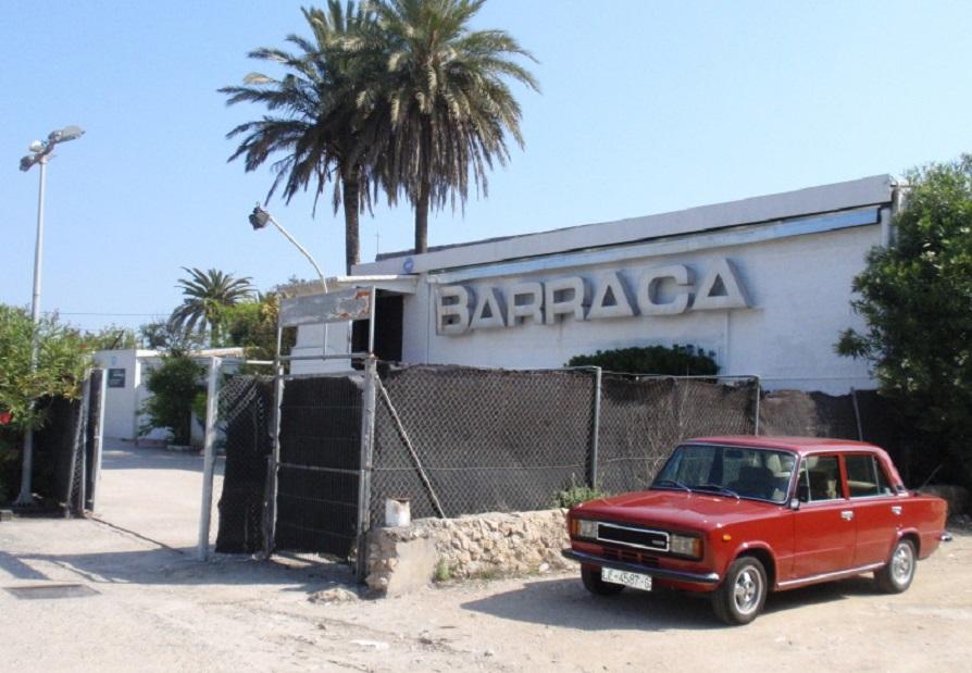La leyenda sigue viva: Barraca cumple 52 años