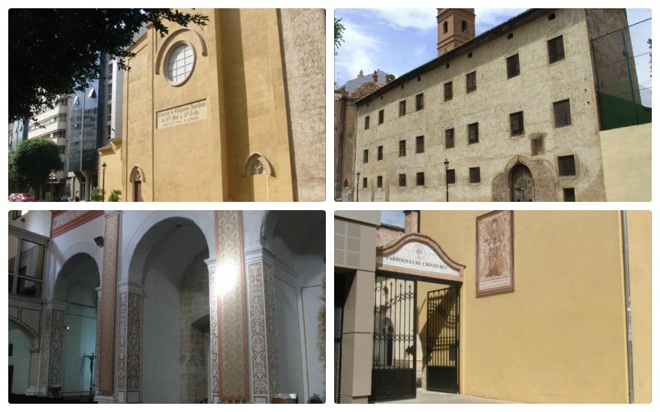 Monasterio de San Vicente de la Roqueta