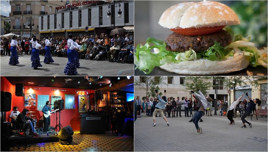 El Festival Urbano de Distrito 008 llenará de artes escénicas Extramurs en los próximos días