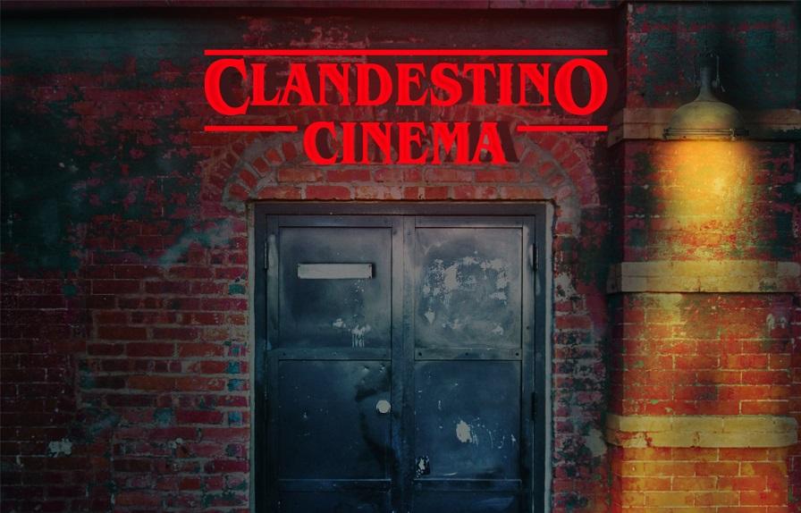 ¿Sabías que Valencia cuenta con una sala de cine clandestino llamada Clandestino Cinema?