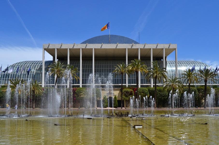 El Palau de la Música de Valencia cumple 30 años