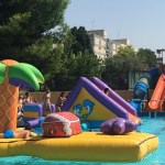 Horarios y aperturas de las piscinas municipales y tematizadas de Valencia 2017