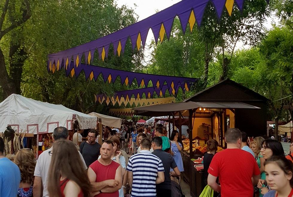 Mercados medievales y ferias de artesanía en la provincia de Valencia en junio de 2018