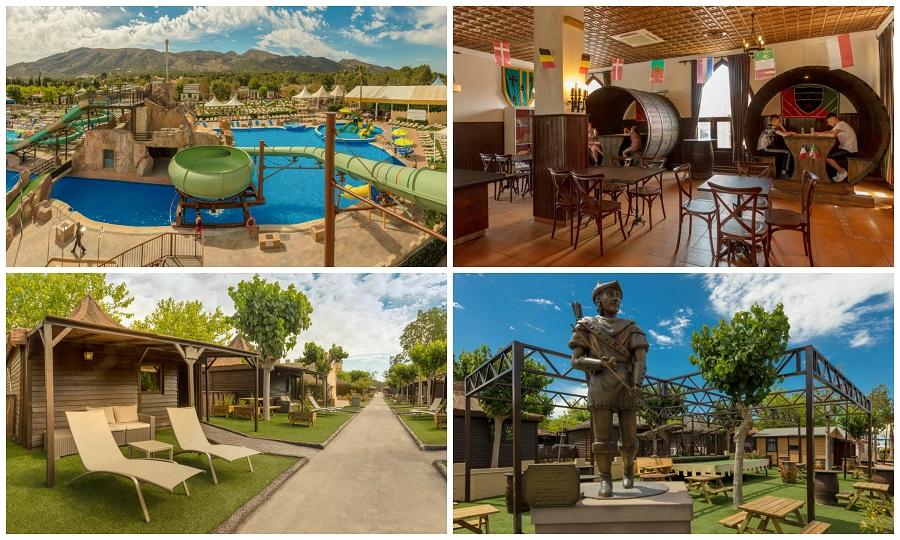 Parque Temático de Vacaciones Magic Robin Hood: 100.000 m2 de diversión en Alicante