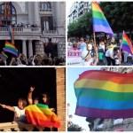 Valencia celebra el Día del Orgullo LGBTI 2018 con una gran fiesta en la plaza del Ayuntamiento