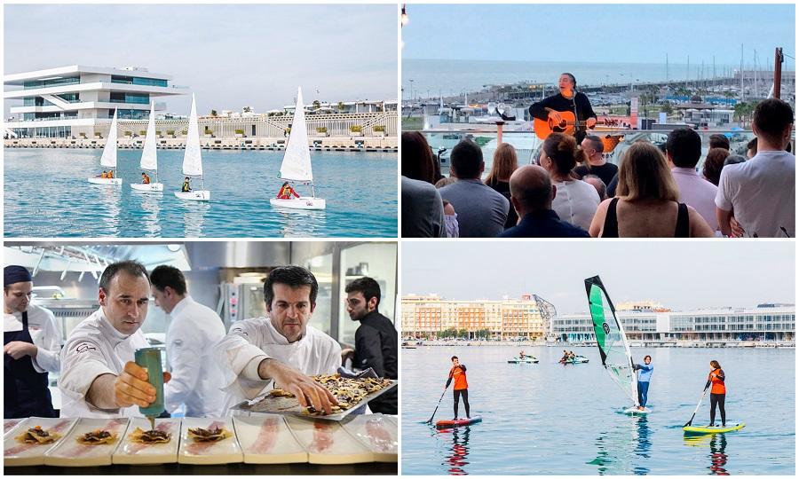 La Marina de Valencia cumple 10 años y lo celebra con actividades GRATUITAS