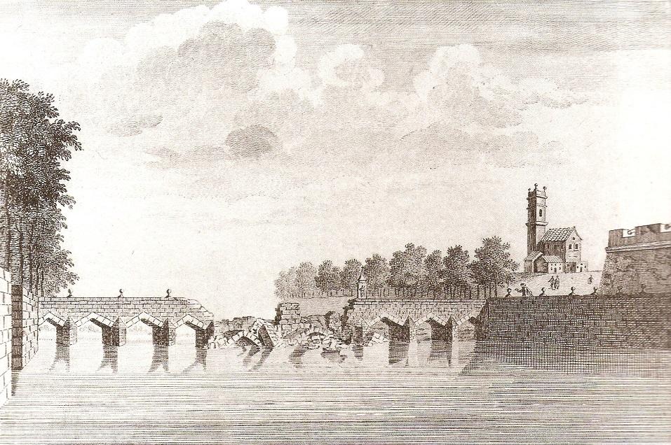 ¿Sabías que la mayor riada registrada en la ciudad de Valencia ocurrió en 1517?