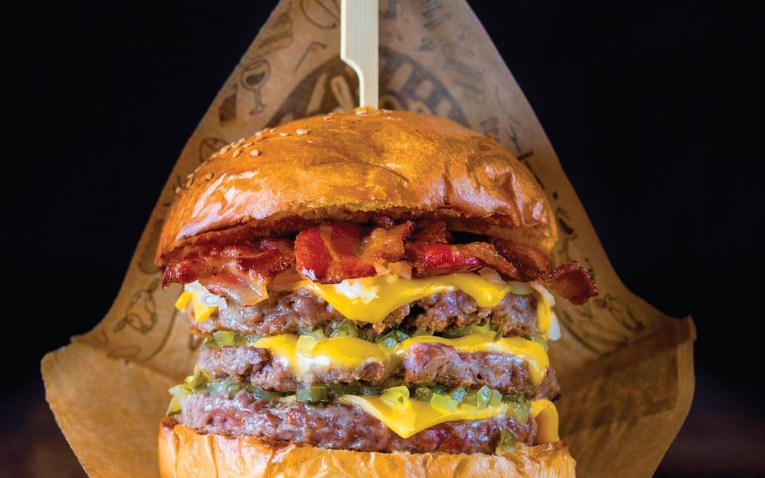 Goiko Grill, uno de los templos de las hamburguesas gourmet en Valencia